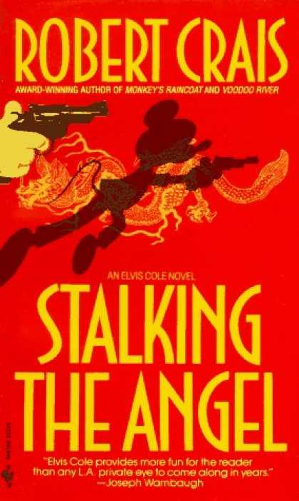 Bestselling Mystery/ Thriller (2008) - Stalking the Angel by Robert Crais