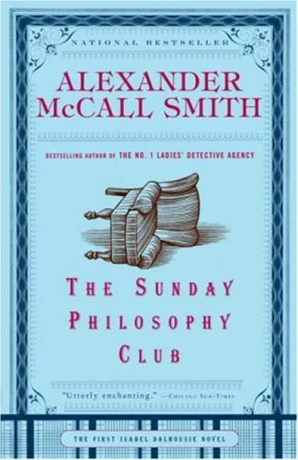 Bestselling Mystery/ Thriller (2008) - The Sunday Philosophy Club (Isabel Dalhousie Mysteries) by Alexander Mccall Smit