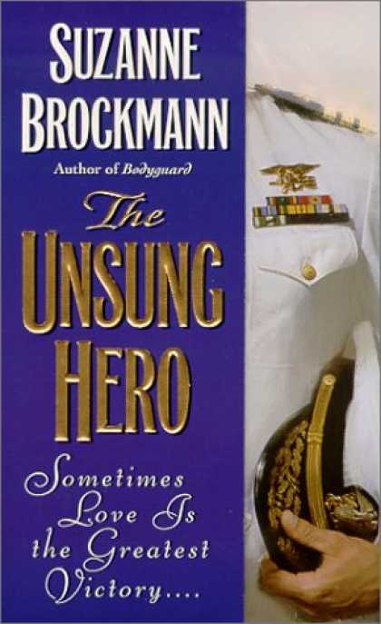 Bestselling Mystery/ Thriller (2008) - The Unsung Hero (Troubleshooters, Book 1) by Suzanne Brockmann