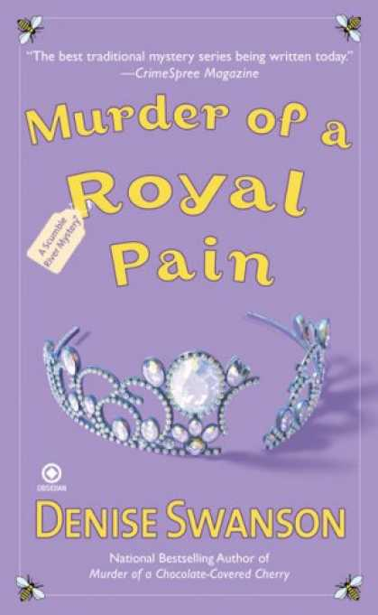 Bestselling Mystery/ Thriller (2008) - Murder of a Royal Pain: A Scumble River Mystery by Denise Swanson