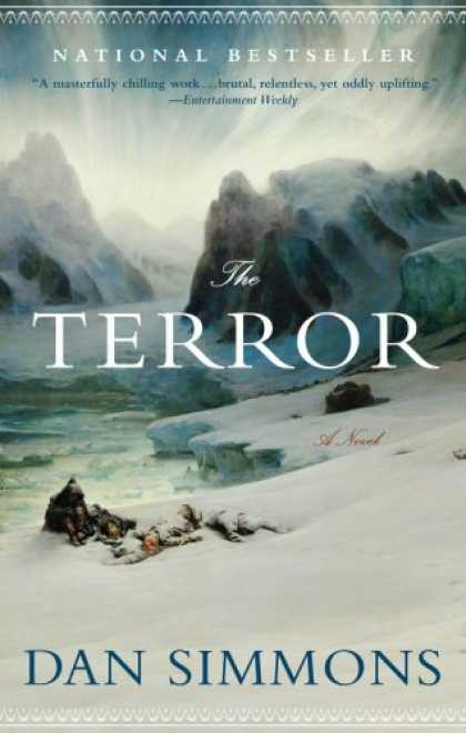 Bestselling Mystery/ Thriller (2008) - The Terror: A Novel by Dan Simmons