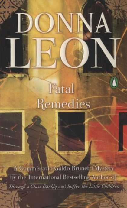 Bestselling Mystery/ Thriller (2008) - Fatal Remedies by Donna Leon