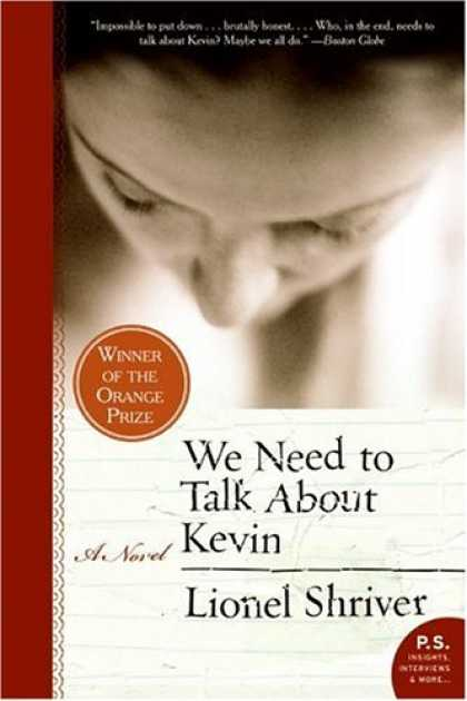 Bestselling Mystery/ Thriller (2008) - We Need to Talk About Kevin: A Novel (P.S.) by Lionel Shriver