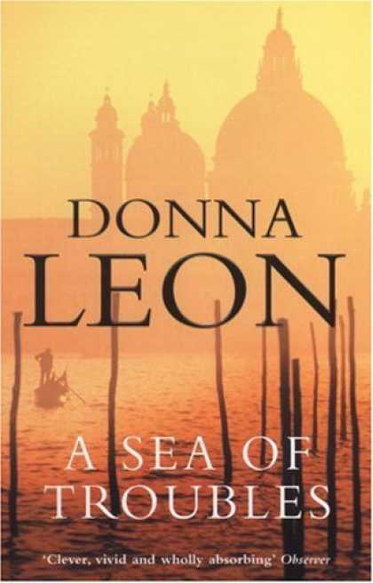 Bestselling Mystery/ Thriller (2008) - A Sea of Troubles by Donna Leon