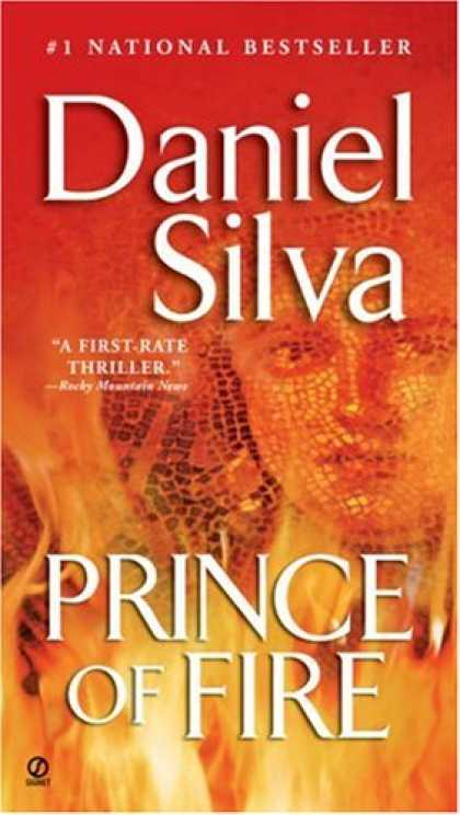 Bestselling Mystery/ Thriller (2008) - Prince of Fire by Daniel Silva