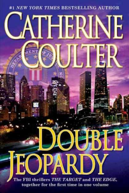 Bestselling Mystery/ Thriller (2008) - Double Jeopardy (FBI Series) by Catherine Coulter