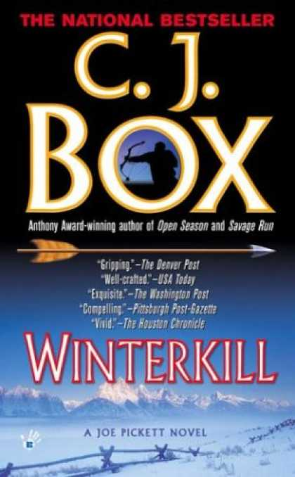 Bestselling Mystery/ Thriller (2008) - Winterkill (A Joe Pickett Novel) by C. J. Box