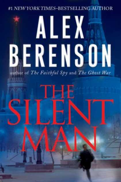 Bestselling Mystery/ Thriller (2008) - The Silent Man by Alex Berenson