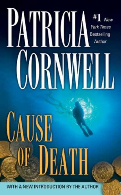 Bestselling Mystery/ Thriller (2008) - Cause of Death (Kay Scarpetta) by Patricia Cornwell