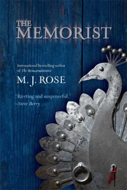 Bestselling Mystery/ Thriller (2008) - The Memorist by M. J. Rose