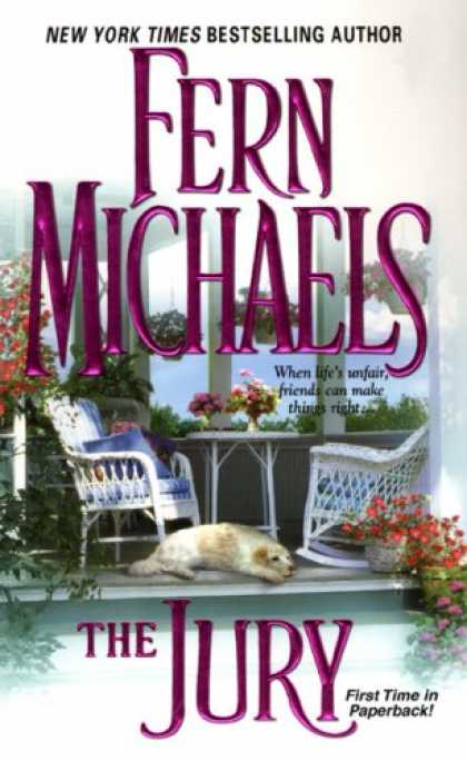 Bestselling Mystery/ Thriller (2008) - The Jury: Sisterhood Series #4 (Revenge of the Sisterhood) by Fern Michaels