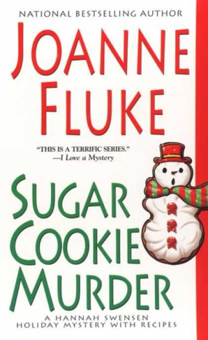 Bestselling Mystery/ Thriller (2008) - Sugar Cookie Murder (Hannah Swensen Holiday Mysteries) by Joanne Fluke