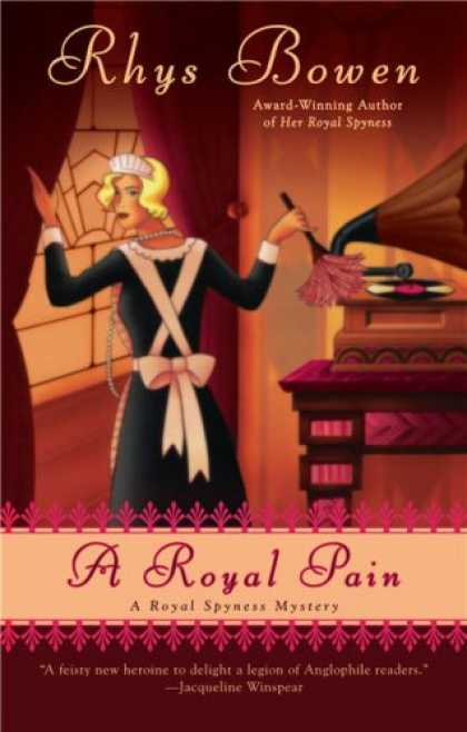 Bestselling Mystery/ Thriller (2008) - A Royal Pain (A Royal Spyness Mystery) by Rhys Bowen