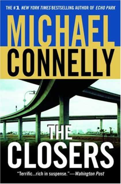 Bestselling Mystery/ Thriller (2008) - The Closers (Harry Bosch) by Michael Connelly