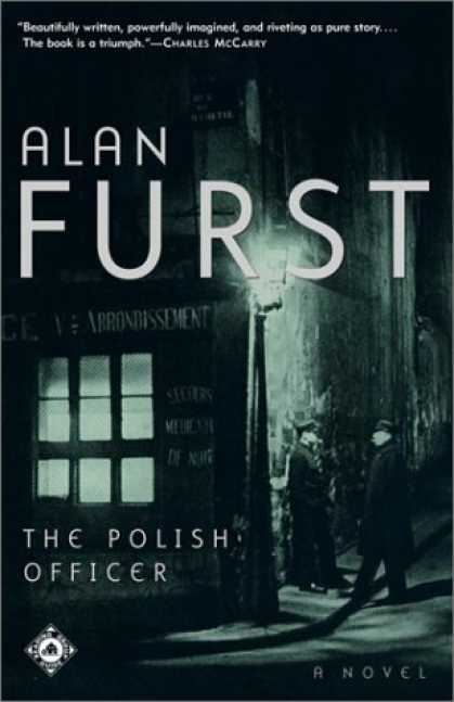 Bestselling Mystery/ Thriller (2008) - The Polish Officer: A Novel by Alan Furst