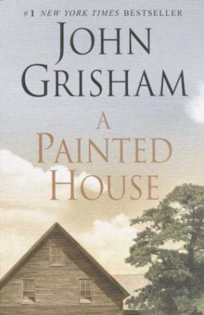 Bestselling Mystery/ Thriller (2008) - A Painted House by John Grisham