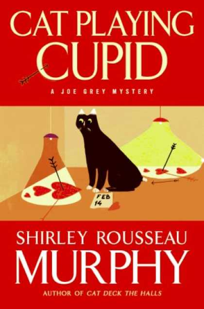 Bestselling Mystery/ Thriller (2008) - Cat Playing Cupid: A Joe Grey Mystery by Shirley Rousseau Murphy