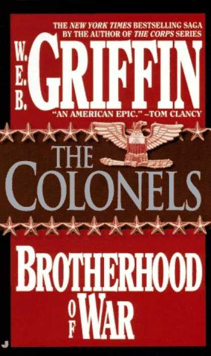 Bestselling Mystery/ Thriller (2008) - The Colonels: Brotherhood of War 04 by W. E. B. Griffin