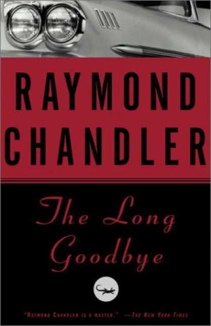 Bestselling Mystery/ Thriller (2008) - The Long Goodbye by Raymond Chandler