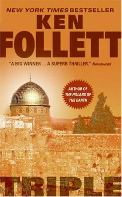 Bestselling Mystery/ Thriller (2008) - Triple by Ken Follett