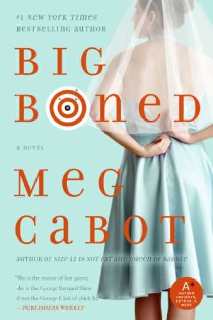 Bestselling Mystery/ Thriller (2008) - Big Boned (Heather Wells Mysteries) by Meg Cabot
