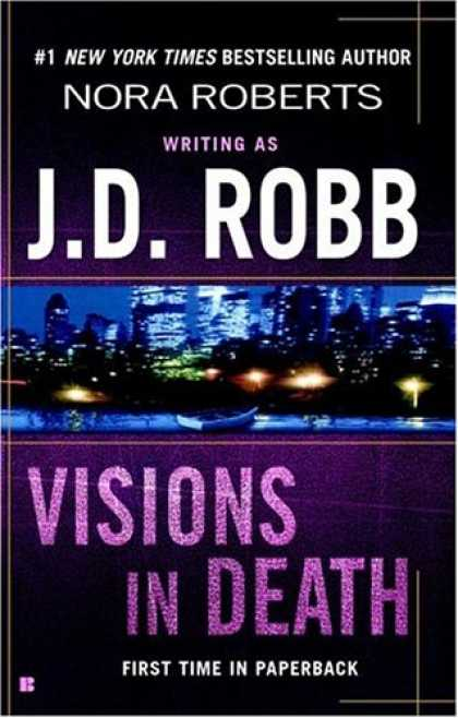 Bestselling Mystery/ Thriller (2008) - Visions in Death by J.D. Robb