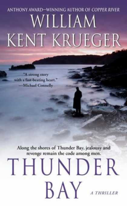 Bestselling Mystery/ Thriller (2008) - Thunder Bay: A Cork O'Connor Mystery by William Kent Krueger