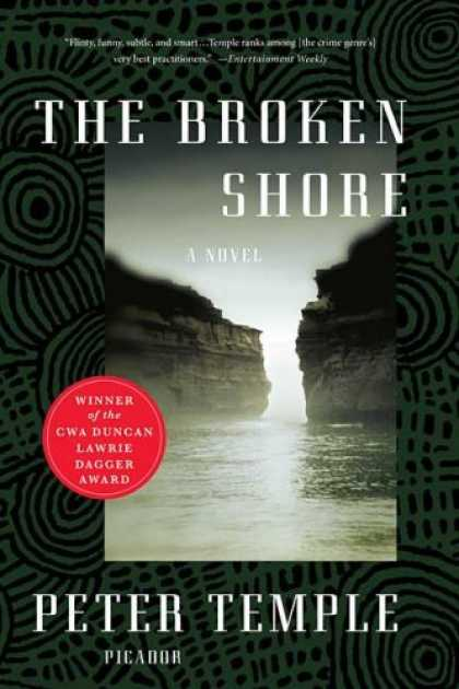 Bestselling Mystery/ Thriller (2008) - The Broken Shore: A Novel by Peter Temple