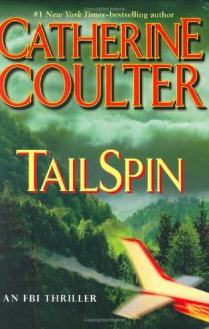Bestselling Mystery/ Thriller (2008) - TailSpin (FBI Thriller, No. 12) by Catherine Coulter