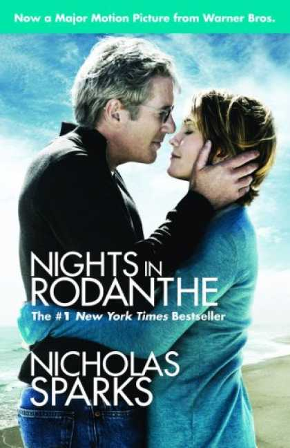 Bestselling Mystery/ Thriller (2008) - Nights in Rodanthe by Nicholas Sparks