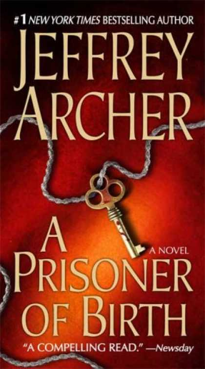 Bestselling Mystery/ Thriller (2008) - A Prisoner of Birth by Jeffrey Archer