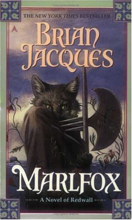 Bestselling Sci-Fi/ Fantasy (2006) - Marlfox (Redwall, Book 11) by Brian Jacques