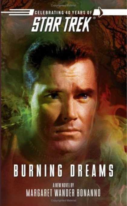 Bestselling Sci-Fi/ Fantasy (2006) - Burning Dreams (Star Trek) by Margaret Wander Bonanno