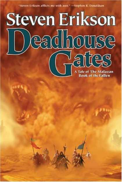 Bestselling Sci-Fi/ Fantasy (2006) - Deadhouse Gates: Book Two of The Malazan Book of the Fallen by Steven Erikson