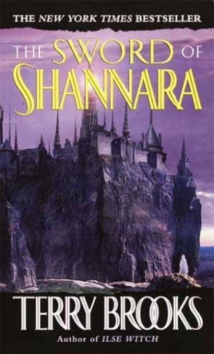 Bestselling Sci-Fi/ Fantasy (2006) - The Sword of Shannara by Terry Brooks