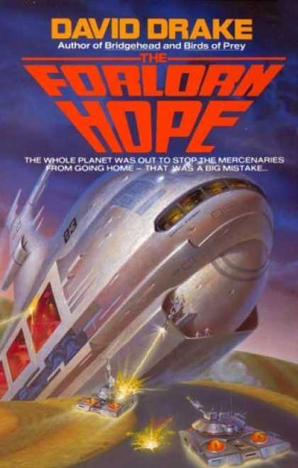 Bestselling Sci-Fi/ Fantasy (2006) - Forlorn Hope by David Drake