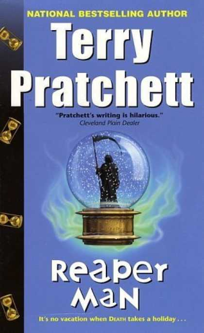 Bestselling Sci-Fi/ Fantasy (2006) - Reaper Man by Terry Pratchett