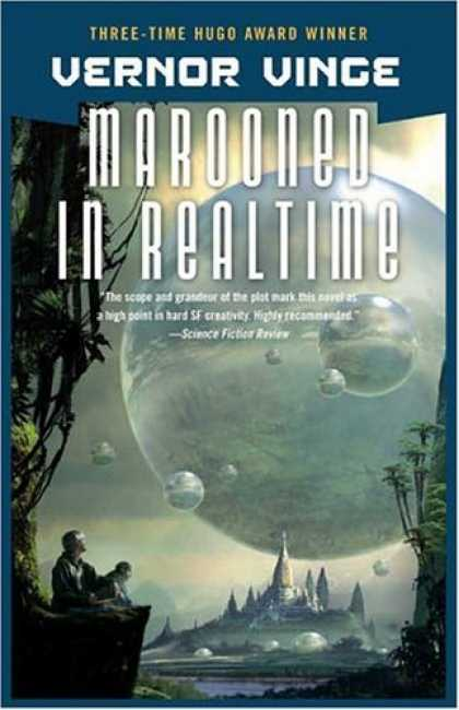 Bestselling Sci-Fi/ Fantasy (2006) - Marooned in Realtime by Vernor Vinge