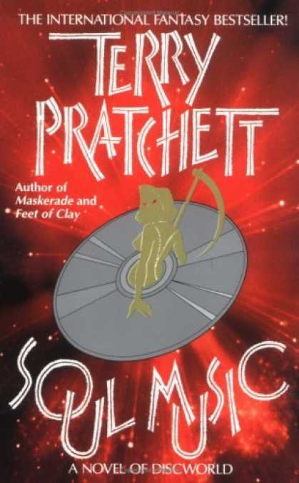 Bestselling Sci-Fi/ Fantasy (2006) - Soul Music by Terry Pratchett