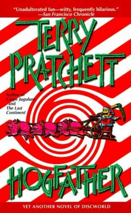 Bestselling Sci-Fi/ Fantasy (2006) - Hogfather by Terry Pratchett