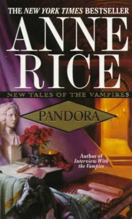 Bestselling Sci-Fi/ Fantasy (2006) - Pandora (New Tales of the Vampires) by Anne Rice