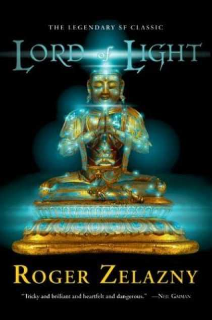 Bestselling Sci-Fi/ Fantasy (2006) - Lord of Light by Roger Zelazny
