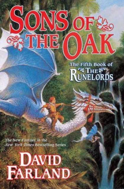 Bestselling Sci-Fi/ Fantasy (2006) - Sons of the Oak (Runelords) by David Farland