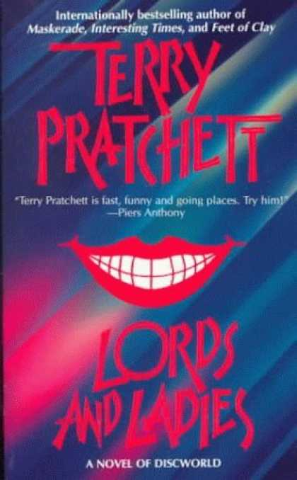 Bestselling Sci-Fi/ Fantasy (2006) - Lords and Ladies by Terry Pratchett