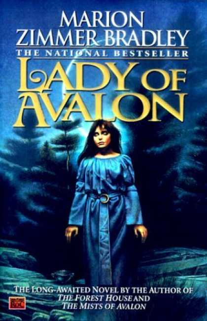 Bestselling Sci-Fi/ Fantasy (2006) - Lady of Avalon by Marion Zimmer Bradley