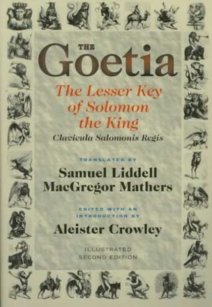 Bestselling Sci-Fi/ Fantasy (2006) - The Goetia the Lesser Key of Solomon the King: Lemegeton, Book 1 Clavicula Salom