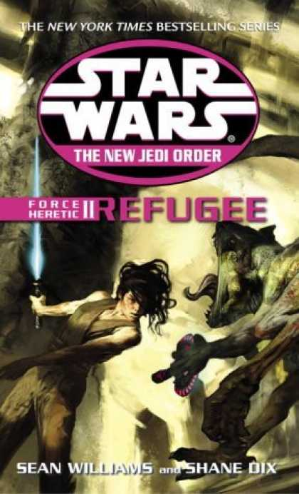 Bestselling Sci-Fi/ Fantasy (2006) - Force Heretic II: Refugee (Star Wars: The New Jedi Order, Book 16) by Sean Willi