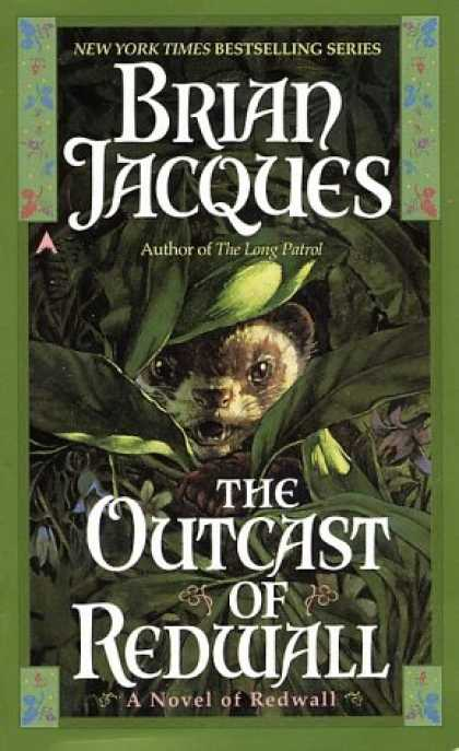 Bestselling Sci-Fi/ Fantasy (2006) - Outcast of Redwall (Redwall, Book 8) by Brian Jacques