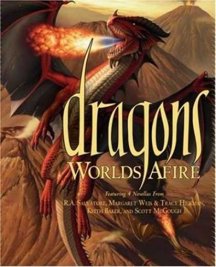 Bestselling Sci-Fi/ Fantasy (2006) - Dragons: Worlds Afire (Forgotten Realms) by R.A. Salvatore