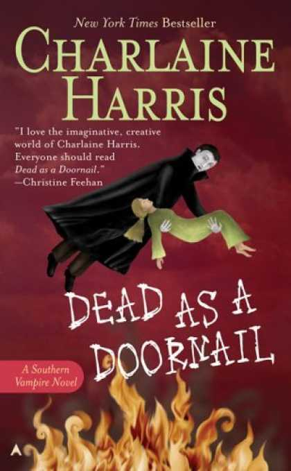 Bestselling Sci-Fi/ Fantasy (2006) - Dead as a Doornail (Southern Vampire Mysteries) by Charlaine Harris